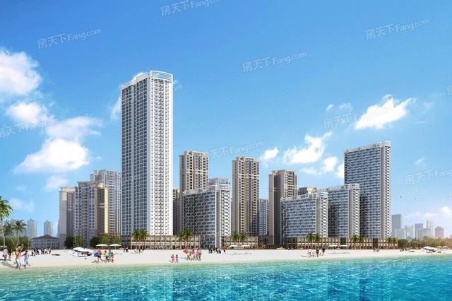 湛江恒大外滩一线海景公寓
